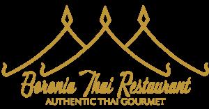 Boronia Thai Logo