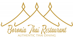 Boronia Thai Logo