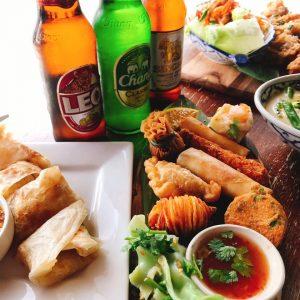 Thai entree